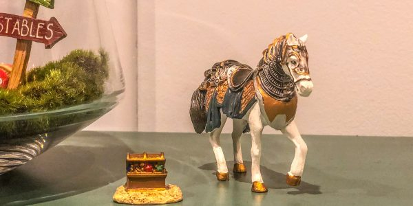 Hylian horse