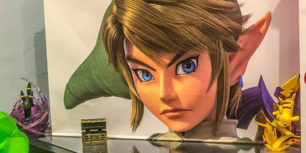 Link Nintendo Bag