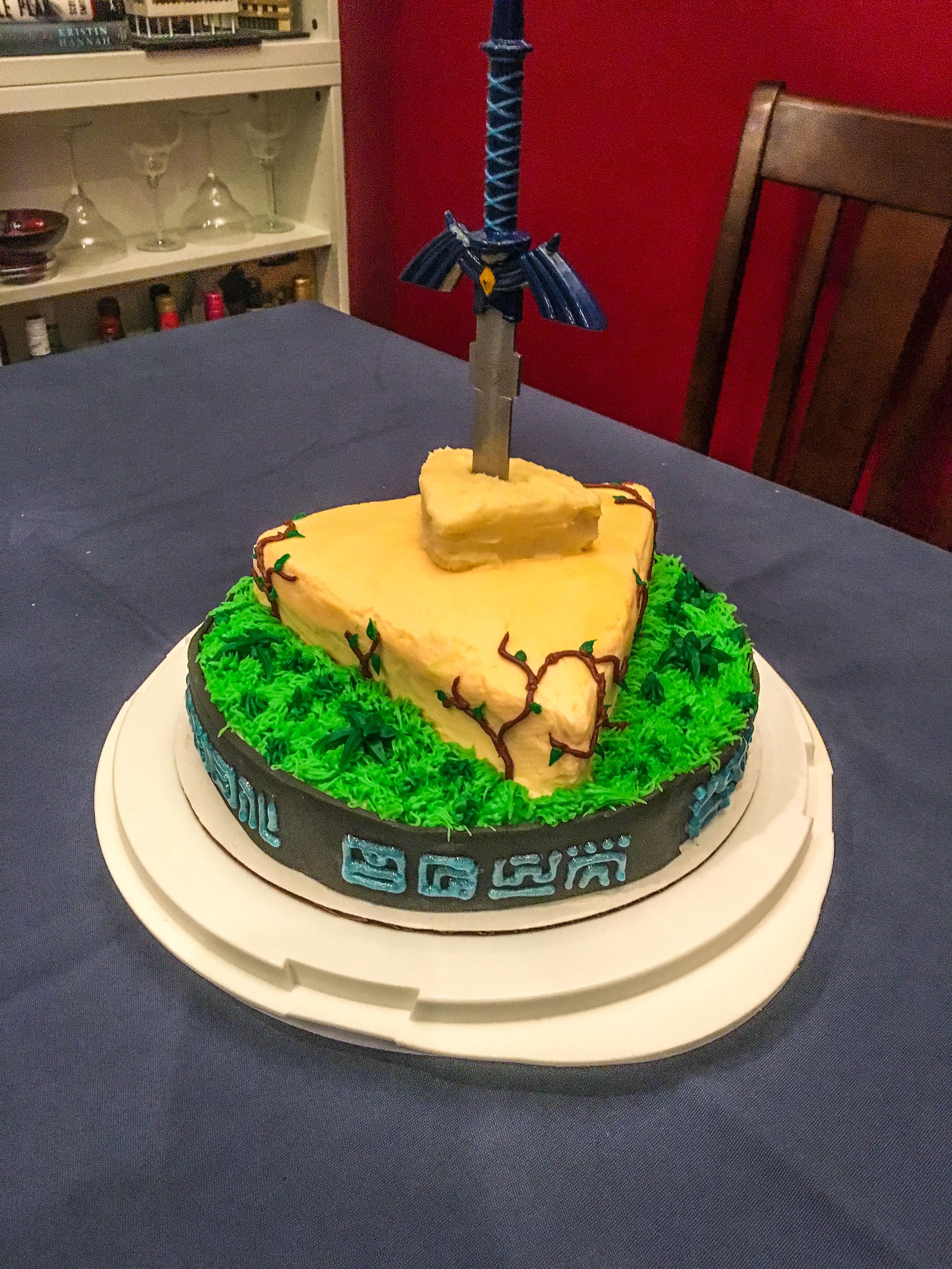 29th Birthday Cake Brandontouhey