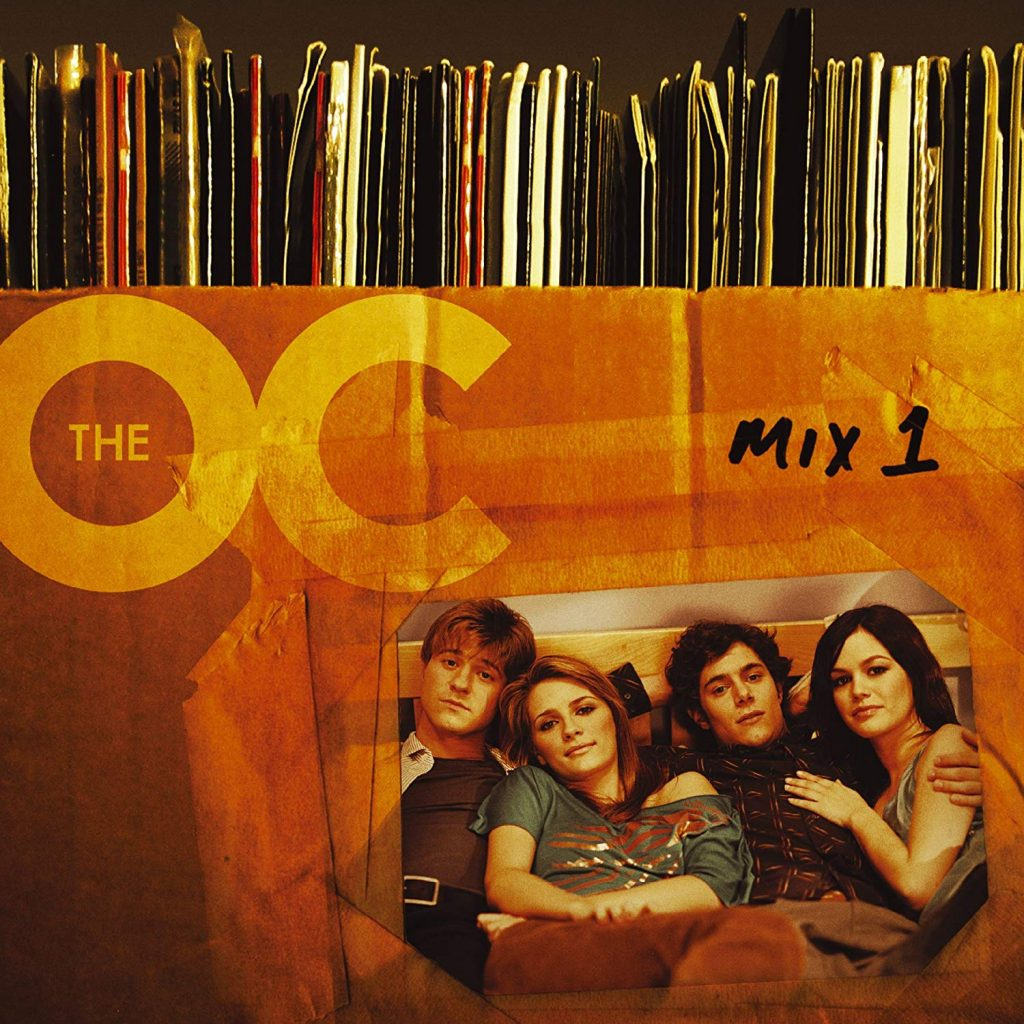 TV Soundtrack album art - Music from the OC: Mix 1